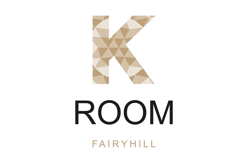 The new K Room logo.